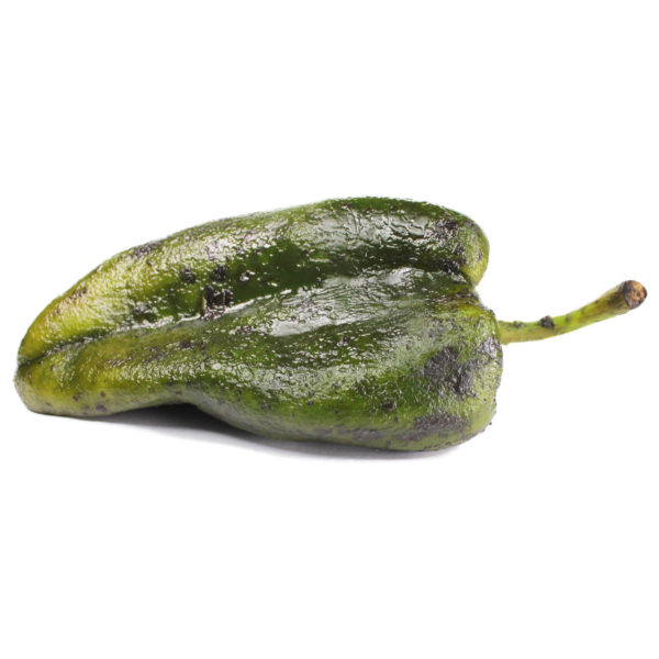 Poblano Chile, Fire Roasted, Whole